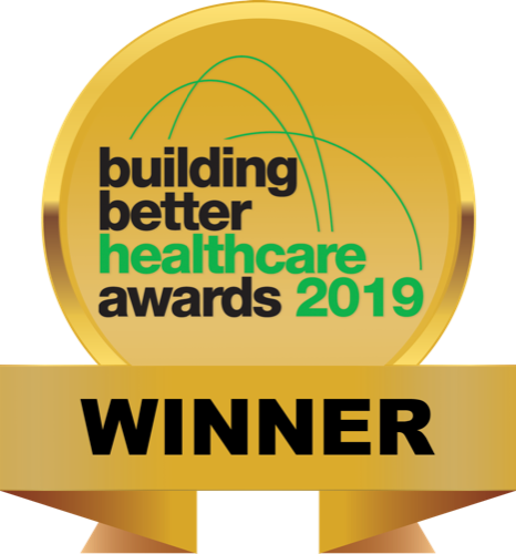 Building Better Healthcare Awards 2019 Winner