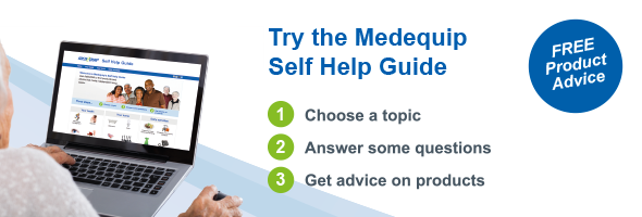 Visit the Medequip Self Help Guide