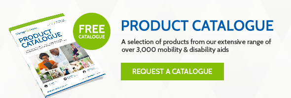 Request a free catalogue - A selection of products from our extensive range of over 3,000 mobility and disability aids